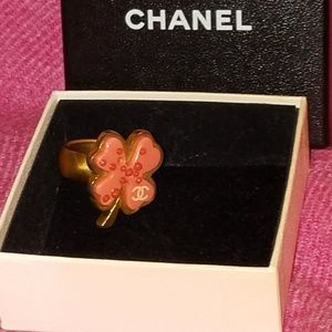 """""""SOLD""""Authentic Chanel ring"""